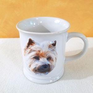 Cairn Terrier Coffe Mug, vintage 1999